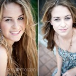 Sophistication and Spring Fashion – Victoria's Downtown Riverside Senior Portraits