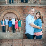 The ridiculously good looking Hannah Family : Corona Family Photography