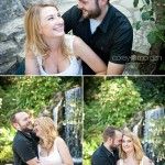 An Afternoon at the Los Angeles Arboretum : Candis + Patrick Engagement Portraits