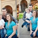 The Ramsay Family – Balboa Park Family Portraits