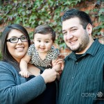 The Casillas Family and Baby Kennedy – Downtown Riverside Family Portraits