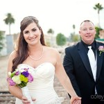Mike + Kim: The Mitten Building, Redlands Wedding