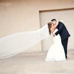 Chris + Rozanne: Museum of Latin American Art, Long Beach Wedding