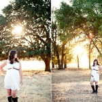 Northern California Country Inspired Maternity Session