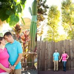Amanda + Charlie: A magical, fabulous Disneyland Engagement Session Adventure
