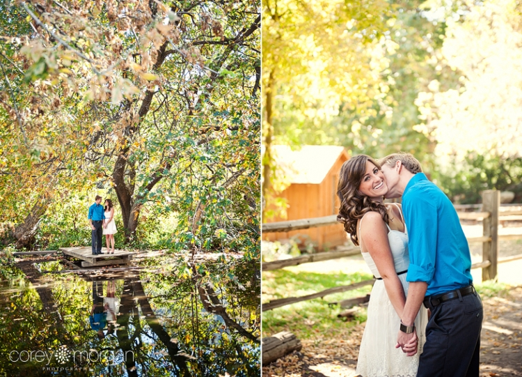 Wedding Photography Southern California: Lynnae + Chas: Riley's Farm Engagement Pictures