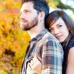 Ellie and Peter: Oak Glen Engagement Session – Part 2