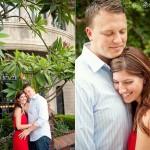 Danielle  + Alex – Fabulous Engagement Pictures in the HEAT! Riverside + Corona + Norco Engagement photography