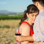 Wiens Winery Engagement Session – Amanda and Charlie – Temecula Wedding Photographer