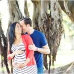 Monique + Gabe. Golden Hill + Balboa Park. San Diego Maternity Photographer
