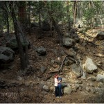 Sweet Hiking Engagement Session. Taylor + Danny. Idyllwild Engagement Photography