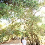 Engagement Session in the woods. Mackenzie + Chris. Pasadena Engagement Photographer