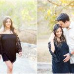 Brittney + Brett. Laguna Beach Maternity Photography