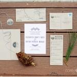 Convict Lake Wedding. Liz + Bryan. Mammoth Wedding Photographers