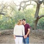 Oak Canyon Nature Center. Adam + Lisa. OC engagement photographer