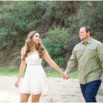 Rustic Mt Baldy Engagement Session. Michael + Victoria. Los Angeles Engagement Photographers