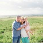 The Alesi Family. Pasadena Family Photographers