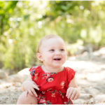One year Pictures. Orange County Family and Children's photographer