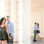 Old Pasadena Engagement Pictures. Beverly + Kris. Pasadena Wedding Photographers