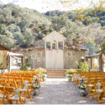 Kassy + Brandon. The Homestead in Oak Glen Wedding