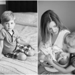 In Home Newborn Photographers Pasadena + Los Angeles CA