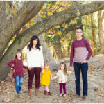 Oak Glen Family Pictures. Fall Family Portraits