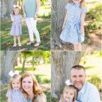 Spring Family Portraits. Claremont Family Pictures